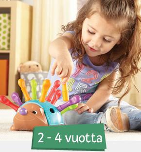 Lelut 2–4-vuotiaille