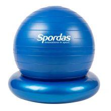 Istuin- ja tasapainopallo lapsille 3-6-vuotiaille