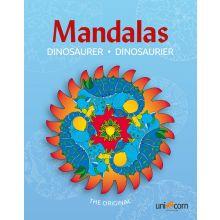 Mandala Värityskirja - Dinosaurukset