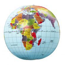 Maapallo - Puhallettava 50 cm