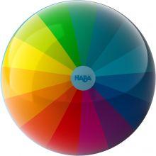 Sateenkaaren värinen Pallo - 15 cm
