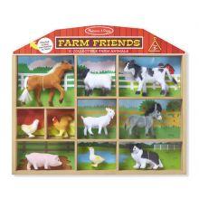 Maatilan eläimet 10 kpl