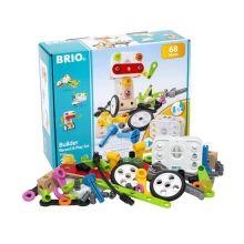 BRIO Builder - nauhuri- ja soitinsetti