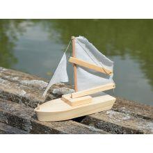 Rakennussarja - Tee oma purjelaiva