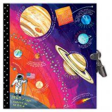 Päiväkirja lukolla - Avaruuden seikkailut
