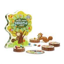 Viekas orava - Väri- ja motoriikkapelit