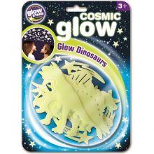 Dinosaurukset & tähdet, Pimeässä loistavat, 12 kpl
