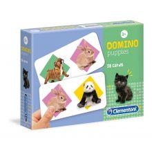 Domino - Eläinten pennut
