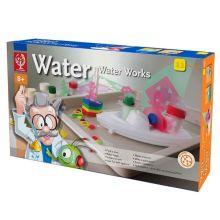Tee kokeiluja vedellä