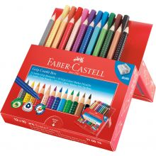 Faber Castell -värikynät & tussit 12+10