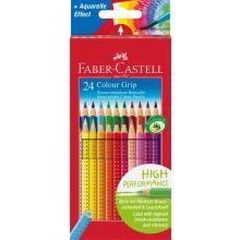 Faber Castell -värikynät Grip 24 kpl
