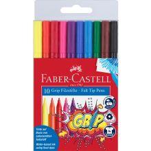 Faber Castell Grip -tussit 10 kpl
