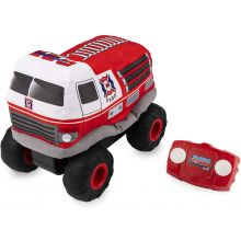 Kauko-ohjattava auto kankaasta - Paloauto
