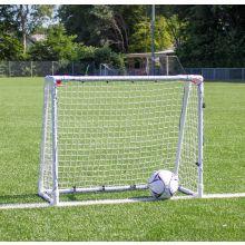 Jalkapallomaali, teräksestä - 1 kpl, 110 x 90 cm