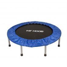 Taitettava fitness-trampoliini - Ø 96 cm