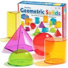 Geometriset muodot 14 kpl.