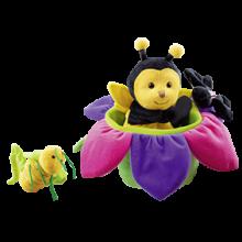 Käsi- & Sorminukke - Bina Mehiläinen ja ystävät