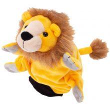 Käsinukke - Leijona