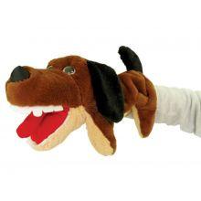 Käsinukke - Koira - Puheterapeutin apulainen