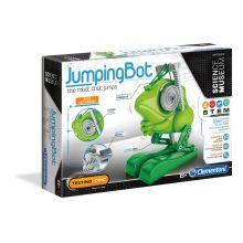JumpingBot - Pomppiva robotti