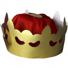 Kuningaskruunu kartongista