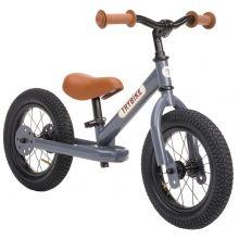 Potkupyörä - Trybike kahdella pyörällä, Harmaa