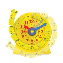 Opettele kellonaikoja - Irroitettavat viisarit