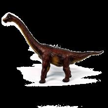 Dinosaurus - Pitkäkaulainen, luonnonkumista