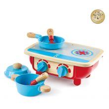Leikkikeittiö pikkulapsille (18 kk ylöspäin)