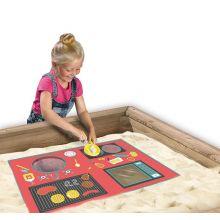 Leikkimatto hiekkalaatikolle - Keittiö
