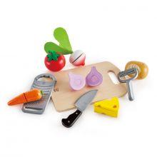 Leikkiruoka - Perusainekset ja -ruoat