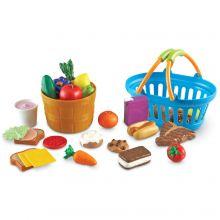 Leikkiruoka - Ostoskori perheen pienimmille