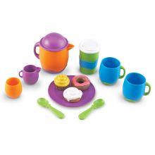 Leikkiruoka - Ensimmäinen Kahvi- ja kakkusettini