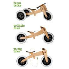 Potkupyörä - Wishbone 3-in-1 Original puu