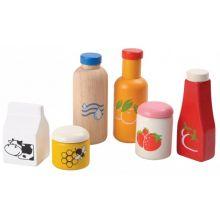Leikkiruoka - Ruoka- ja juomapaketit