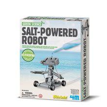 Green Science - suolakäyttöinen robotti