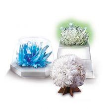 Kristallikasvatus - Opi kristalleista