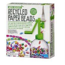 Paperihelmet - Tee itse kierrätyspaperista