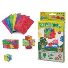 Happy Cube Marble 6-pakkaus