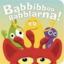 Babblarnan kieliharjoitus Pahvikirja - Babbibboo