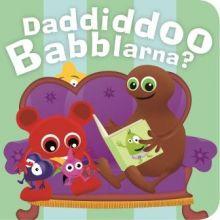 Babblarnan kieliharjoitus Pahvikirja - Daddiddoo