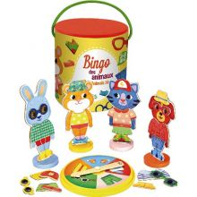 Bingo - Pue eläimet