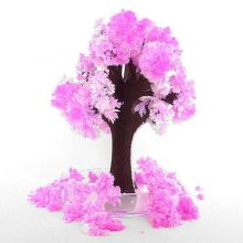 Kristalliviljely - Maaginen puu