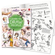 Opi piirtämään - Ihmiset