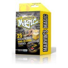Marvin's Magic | 25 Temppua ajatusten lukemiseen