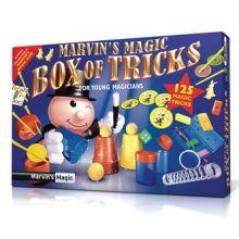 Marvin's Magic | Taikasetti, 125 temppua