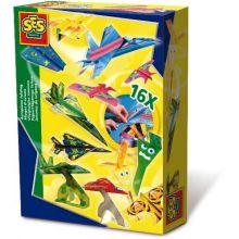 Origami - Paperilennokit 16 kpl