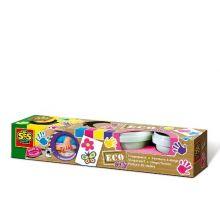 ECO - Sormimaalit 4 väriä - Pastelli