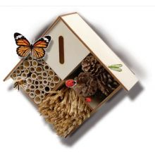 Hyönteishotelli - DIY
