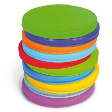 Vaahtotyynyt - Värilliset 10 kpl
